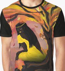 Color of Autumn Graphic T-Shirt