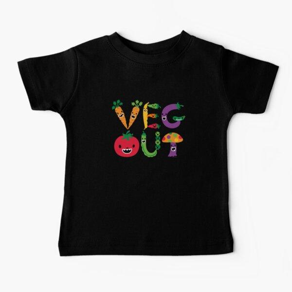 Veg Out - maize Baby T-Shirt