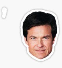 Jason Bateman Sticker