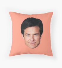 Jason Bateman Throw Pillow