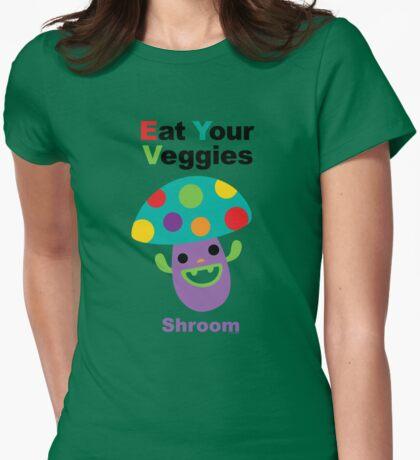 Eat your Veggies shrooms T-Shirt