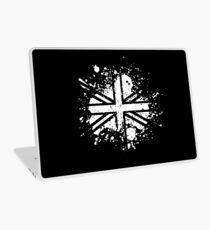 Grunge Union Jack Laptop Skin