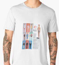 ADVERTISEMENT / Ken Doll Men's Premium T-Shirt