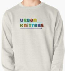 Urban Knitters - blues Pullover