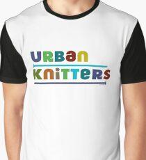 Urban Knitters - blues Graphic T-Shirt