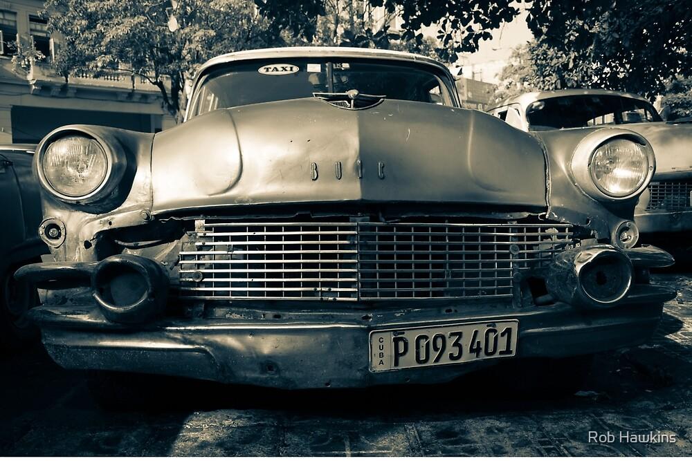 Buick Chrome  by Rob Hawkins