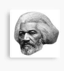 Older Frederick Douglass top quality 1 Canvas Print