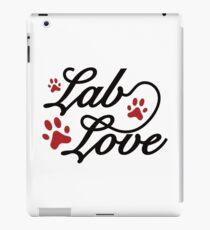 Lab Love iPad Case/Skin