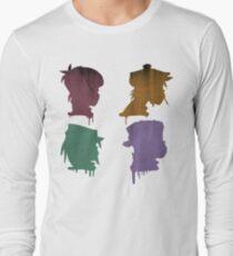 Gorillaz Demon Days Drip T-Shirt