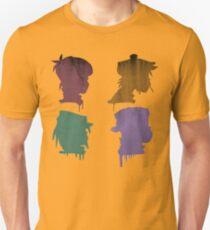 Gorillaz Demon Days Drip Unisex T-Shirt