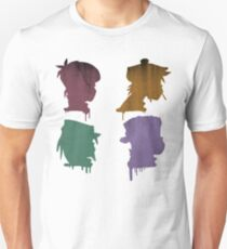Gorillaz Demon Days Drip T-Shirt