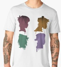 Gorillaz Demon Days Drip Men's Premium T-Shirt