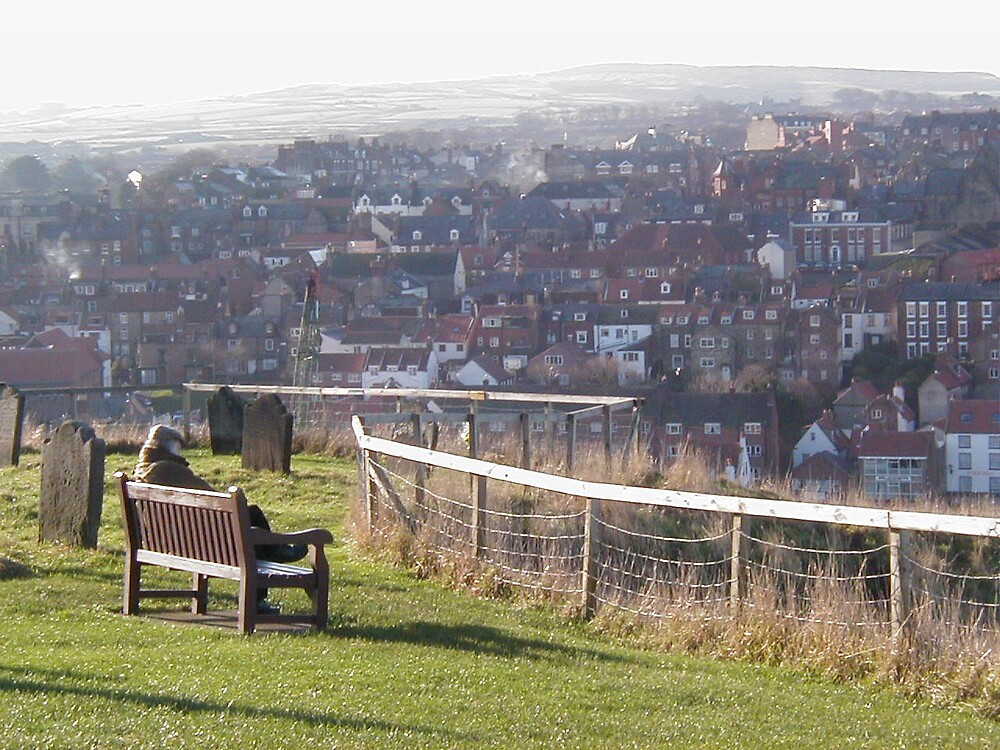 Whitby view by megankerr