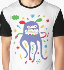critter awesome - light Graphic T-Shirt