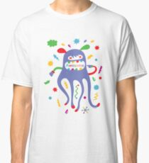 critter awesome - light Classic T-Shirt