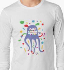 critter awesome - light Long Sleeve T-Shirt