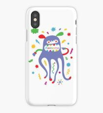 critter awesome - light iPhone Case/Skin