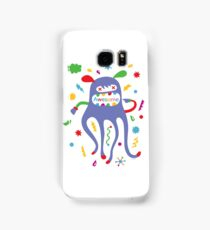 critter awesome - light Samsung Galaxy Case/Skin