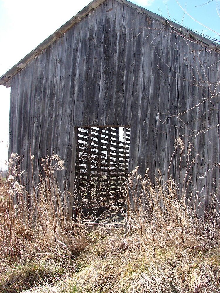 Ghost Barn by inventor