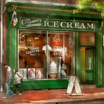 Store Front - Alexandria, VA - The Creamery by mikesavad