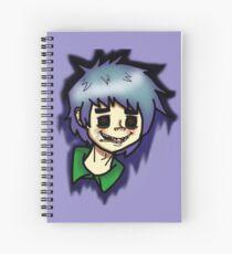 Gloomy Spiral Notebook