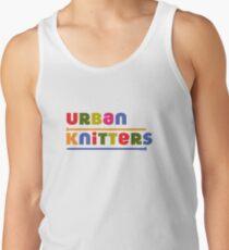 Urban Knitters - golden Tank Top