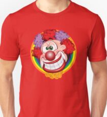 Colorful and Happy Clown Theme Unisex T-Shirt