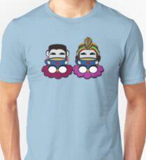 STPC: Naka Do & Oyo Yo (Tea) Slim Fit T-Shirt