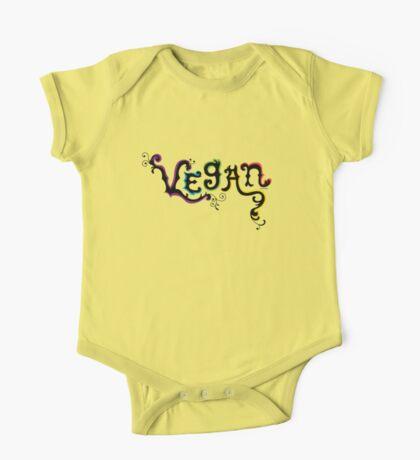 Vegan t shirt Kids Clothes