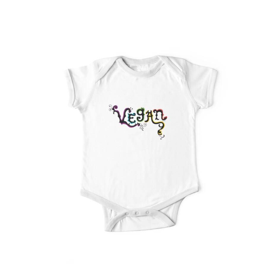 Vegan t shirt by Andi Bird
