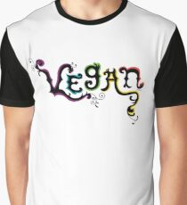 Vegan t shirt Graphic T-Shirt