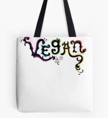 Vegan t shirt Tote Bag