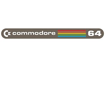 Commodore line by ebbandflo