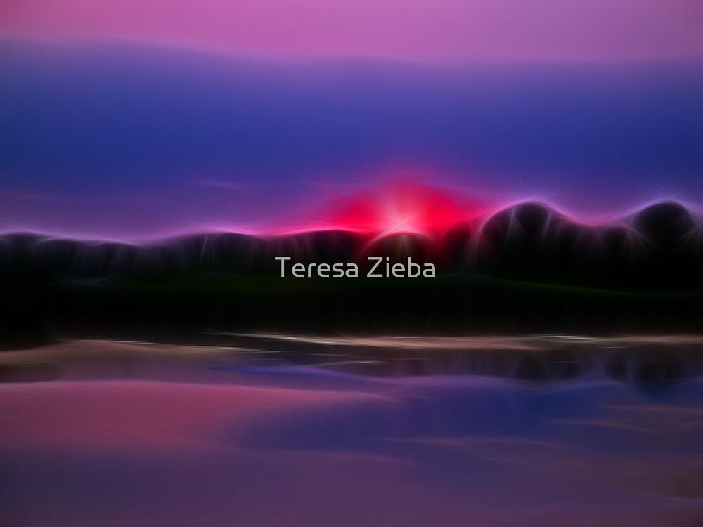 Magical Evening by Teresa Zieba