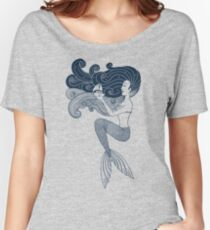 Mermaid nignt Women's Relaxed Fit T-Shirt
