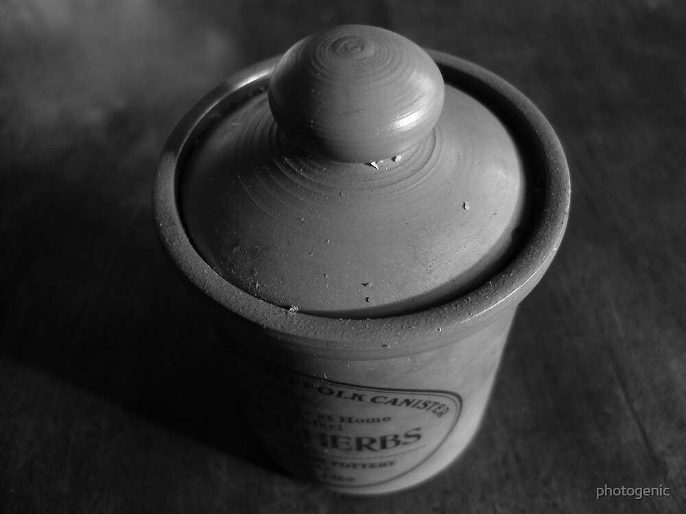 just a canister 2 by photogenic