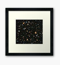 Hubble Extreme Deep Field Framed Print