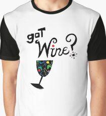 got wine? retro  Graphic T-Shirt