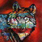 Elektrischer Wolf von Graeme  Stevenson