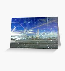 Composite #43 Greeting Card