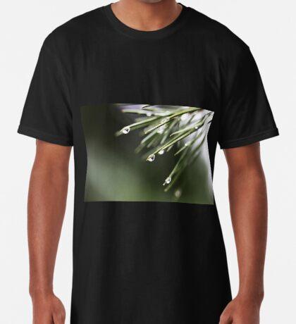 Regen und Pinien Longshirt