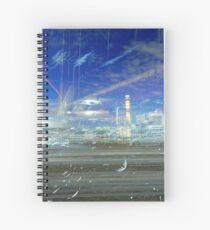Composite #43 Spiral Notebook