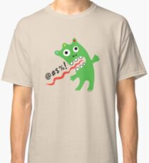 Critter Expletive maize Classic T-Shirt