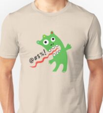 Critter Expletive maize Unisex T-Shirt
