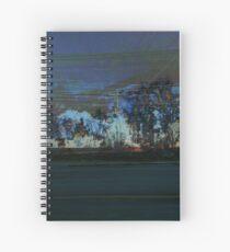 Composite #28 Spiral Notebook