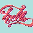 Hey Hi Hello by Jess Emery