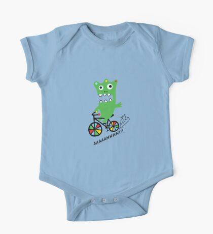 Critter Bike maize Kids Clothes