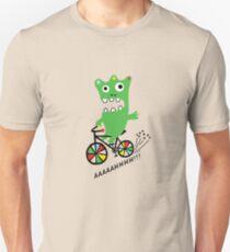 Critter Bike maize T-Shirt