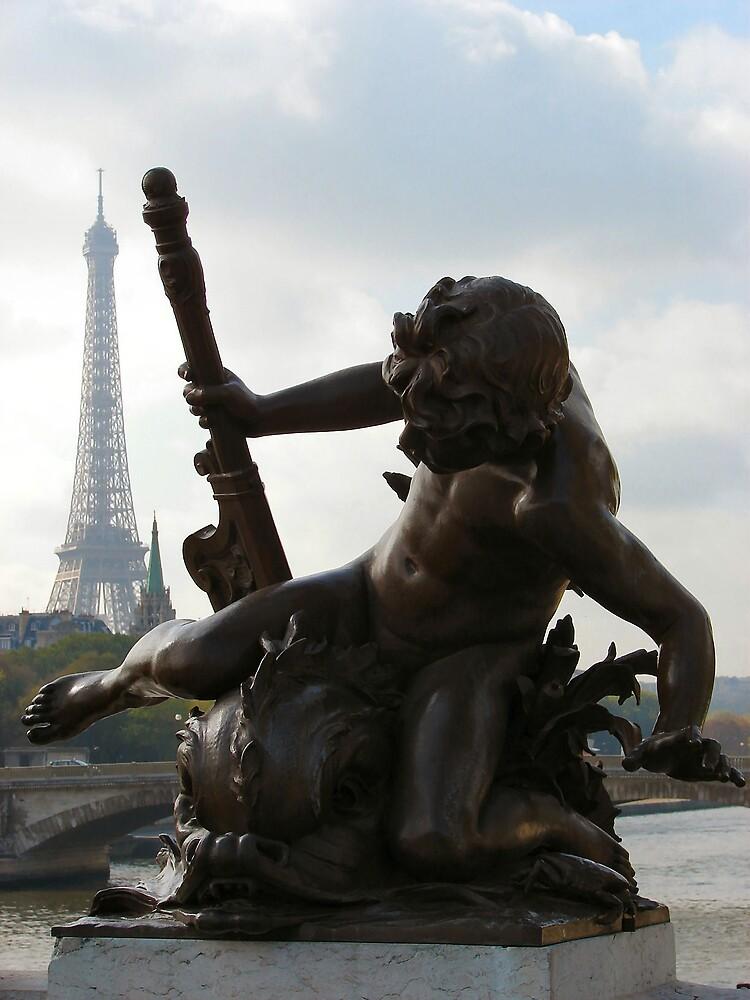Paris, France by chadg