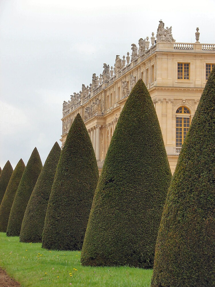 Chateau Versailles by chadg